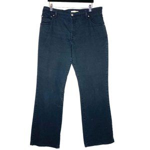 Levis 550 Relaxed Bootcut Jeans